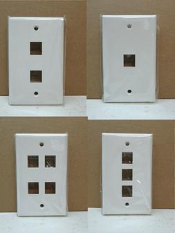 1 2 3 4 Port Data Ethernet Internet Jack CAT5 E CAT6 Wall P