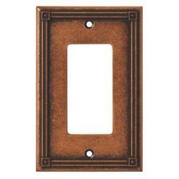 Brainerd 135767 Ruston Single Decorator Wall Plate / Switch
