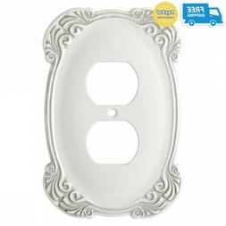 Franklin Brass 144394 Arboresque Single Duplex Wall Plate /