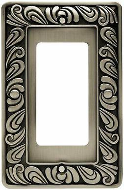 Liberty Hardware 64046 Paisley Series Single Decorator Wall