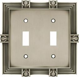 Franklin Brass 64460 Brushed Satin Pewter Traditional Double