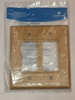 Brainerd #64654 - 4 Pack - Double Decorator Wood Square Coll