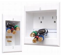 PowerBridge TWO-PRO-6 Dual Power Outlet Professional Grade R