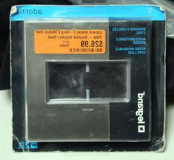 Legrand Adorne Oil-Rubbed Bronze Double 2Gang Wall plate Swi