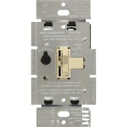Lutron Toggler C.L Dimmer Switch for dimmable LED, Halogen a