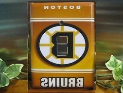 Boston Bruins Light Switch Wall Plate Cover #1 - Variations