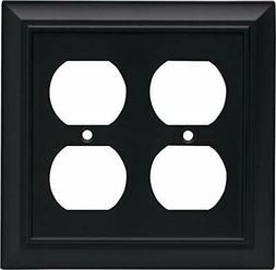 Brainerd Architectural Double Duplex Wall Plate