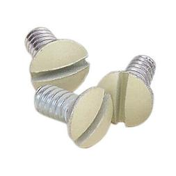 Leviton C21-86400-PRT Decora Wallplate Screws