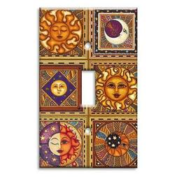 Art Plates - Celestials Switch Plate - Single Toggle