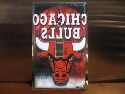 Chicago Bulls Light Switch Wall Plate Cover #2 - Variations
