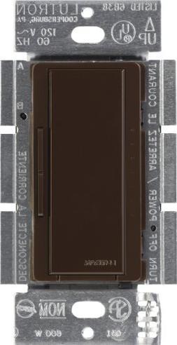 Lutron Dimmer Switch, 600W 1Pole Incandescent Diva Light Dim