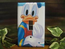 Donald Duck Light Switch Wall Plate Cover #1 - Variations Av