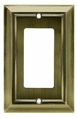 Duplex Wall Plate Architectural Brainerd 10086