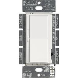 Lutron DVCL-253P-WH Diva 250-watt Single Pole/3-Way CFL/LED