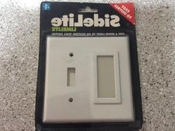 Electric Wall Switch Plate LimeLite Side Night Light Brand N