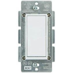 GE 12723 Add-on Switch for Z-wave Bluetooth ZigBee Switch Di