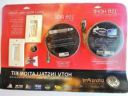 GE HDMI Installation Kit 4-Piece
