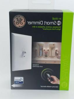 GE In-Wall EZ Smart Dimmer Switch ZW3004 Z-Wave Wireless App