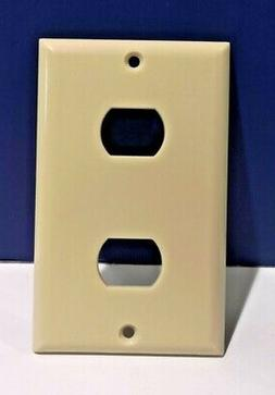 Bell Electric IVORY Single Gang 2 Hole DESPARD Wall Switch P