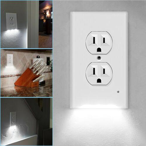1 2 4x outlet wall plate socket