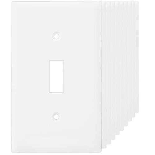 1-Gang Decora/Gfci Device White