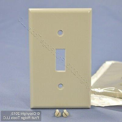 1-Gang Device Wallplate, Device Gray Leviton