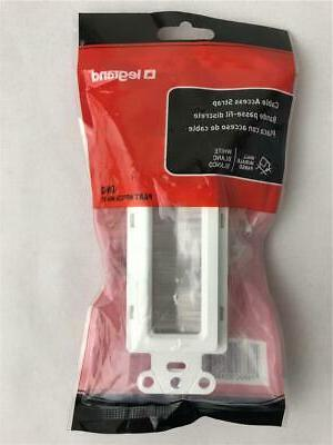 * Legrand Single Cable Strap ON-Q