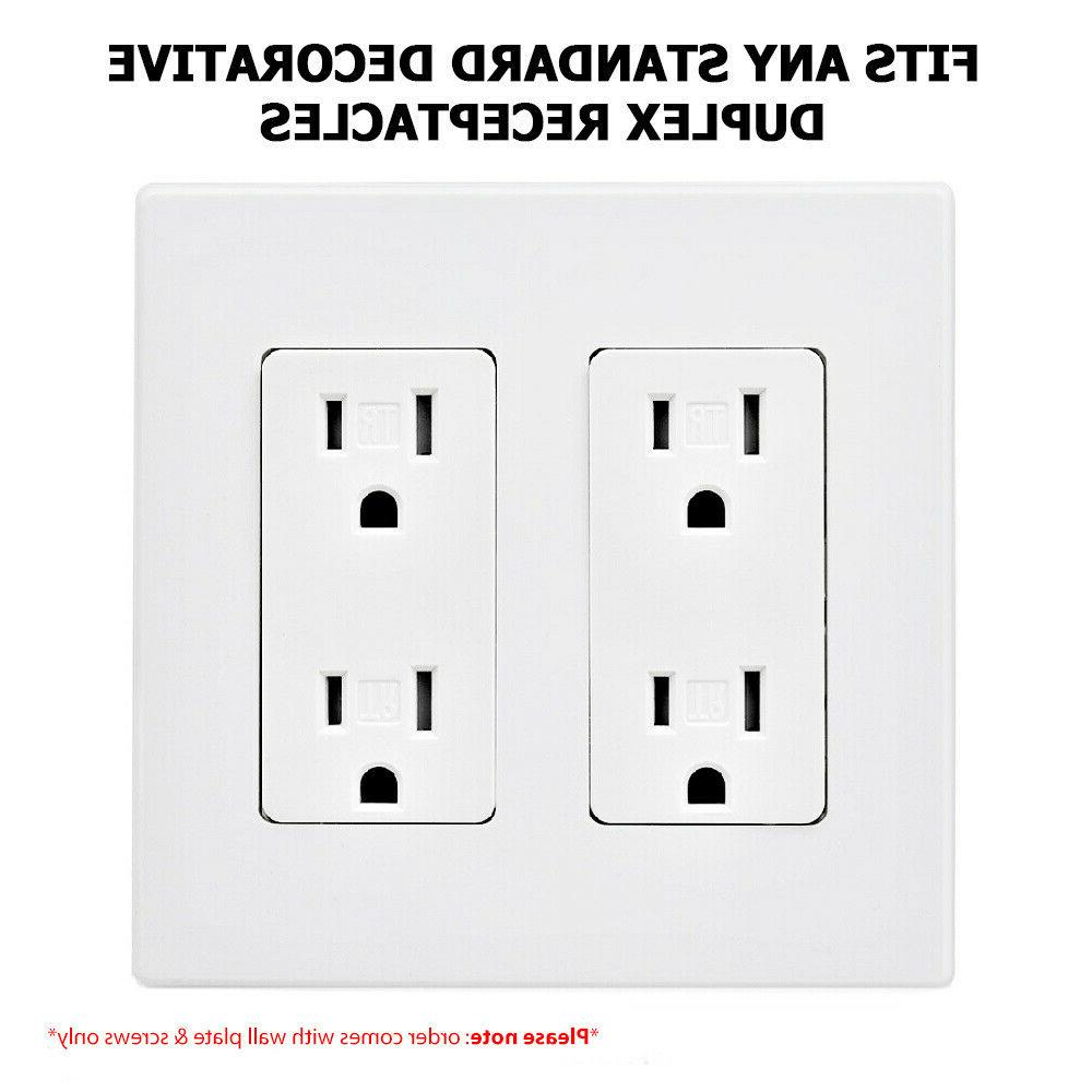 10 Wall Plate Covers Switches Decorator