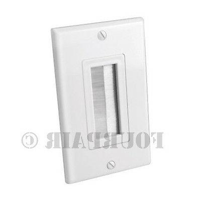 2 Pack Opening Wire Plate