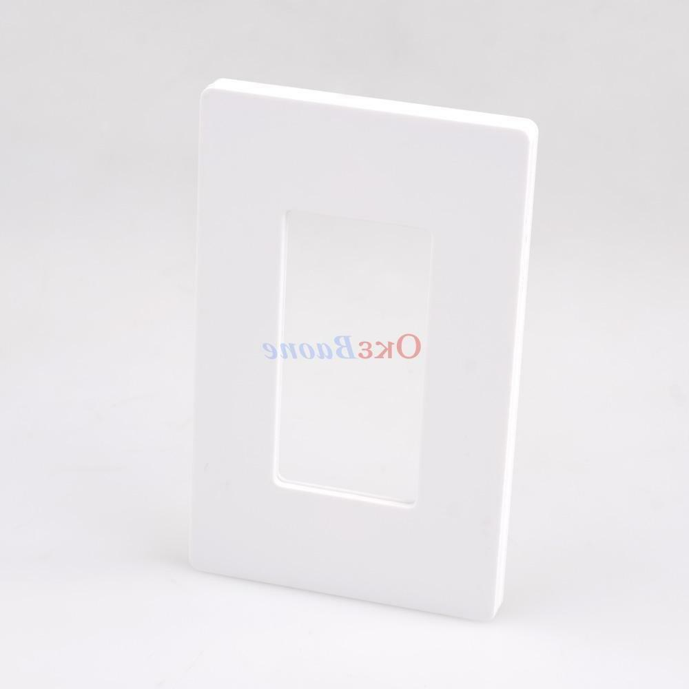 Cover Outlet Wall Plate Rocker