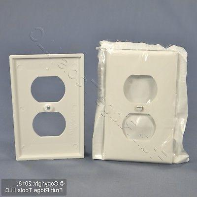 10 Receptacle Covers 80703-W