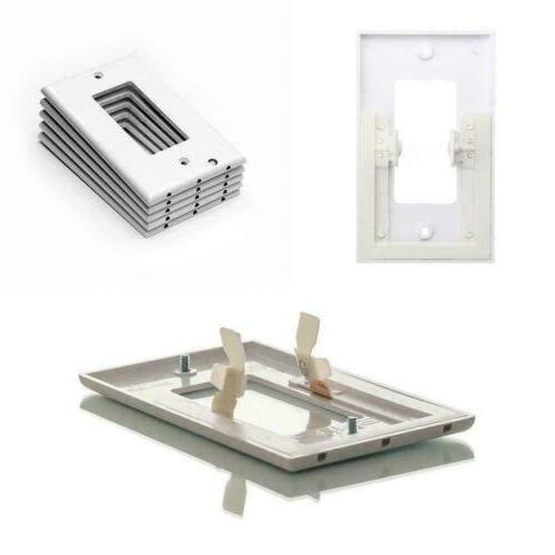 10Pcs Wall Plate With