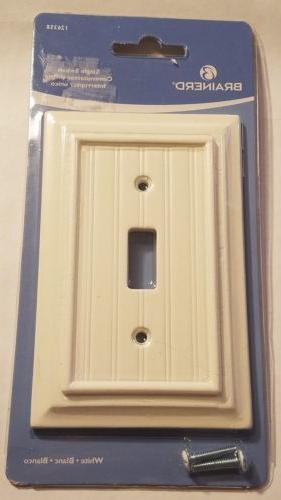126358 beadboard single toggle switch