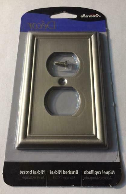 149dbn chelsea steel single wallplate