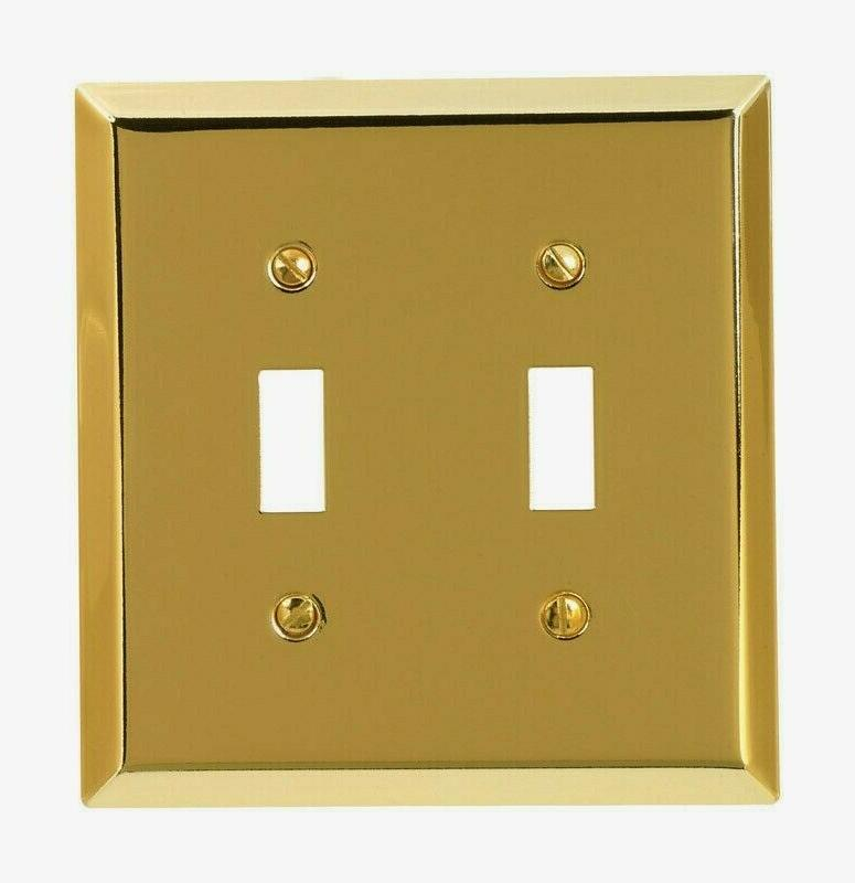 163ttbr traditional 2 toggle wallplate