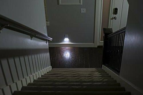 2/3//5/10x Duplex Outlet Sensor Night Light