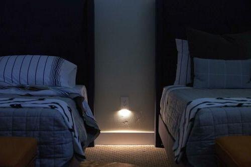 2/3//5/10x Decor Outlet Plate Sensor LED Night