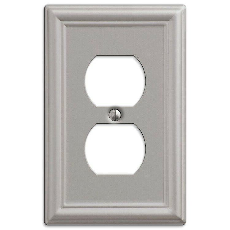 2-Pack Plate Nickel