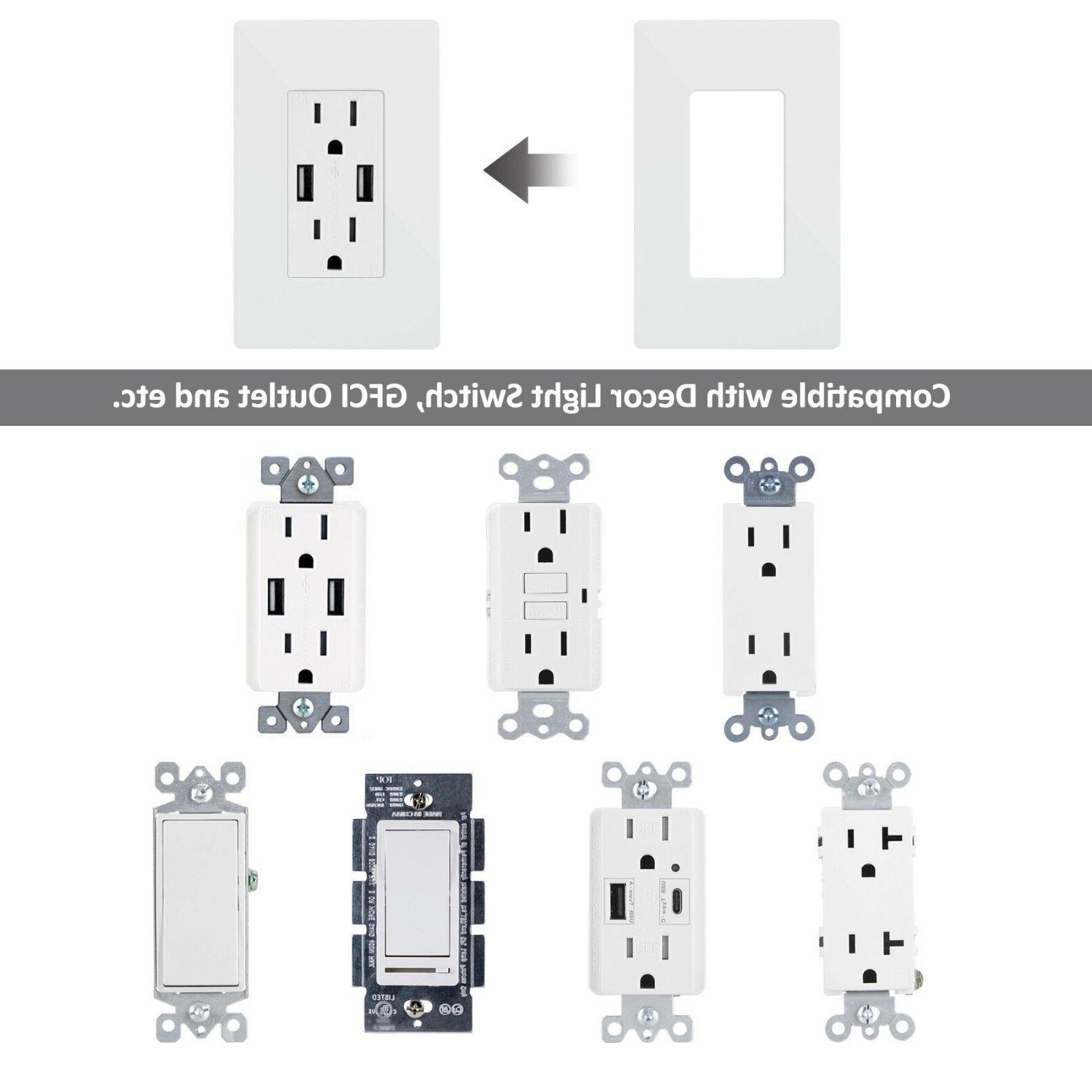 20PK Cover GFCI Switch