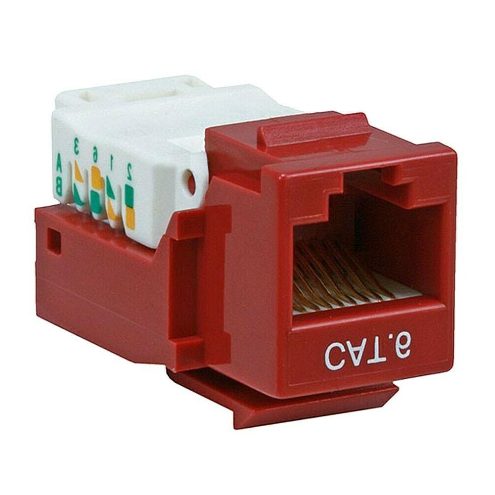 Less Jack Wall Plate Red