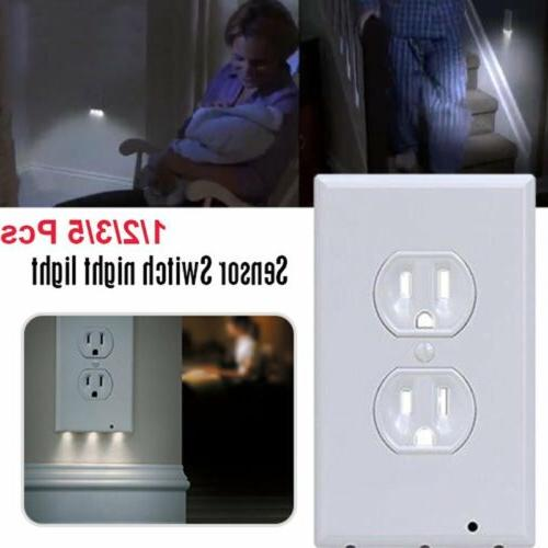 3 Night Duplex Outlet Switch Plate Cover Cover