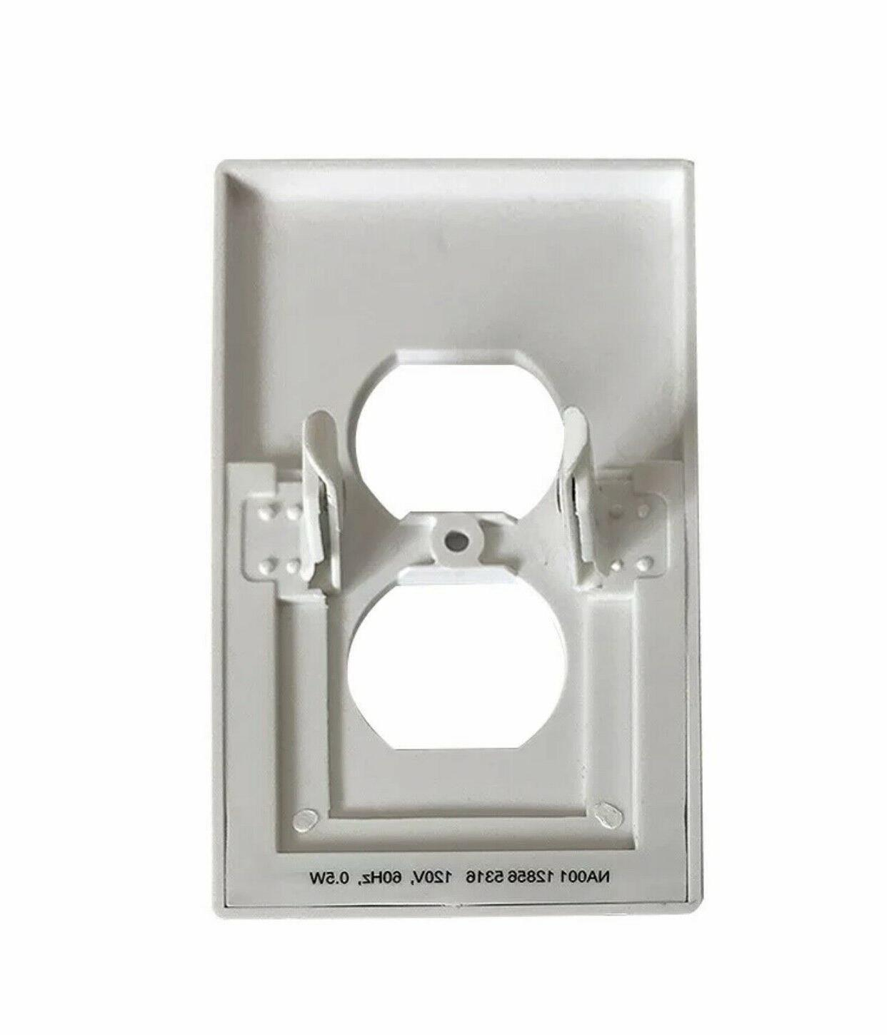 3-Pack Wall Cover wall plate with night Ambient sensor