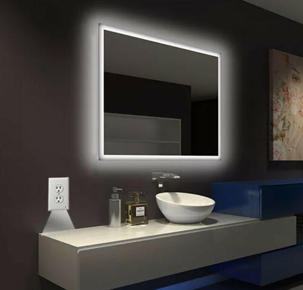 3-Pack Outlet wall plate led night Ambient sensor