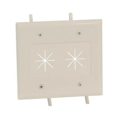 45 0015 la cable plate with flexible