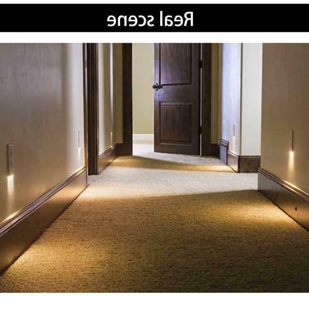 Pack of Wall Light Duplex Ambient Light
