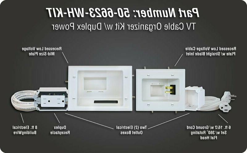 Datacomm Panel TV Kit with