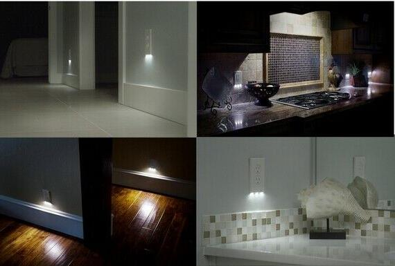 5Pcs Wall Plate With Night High-quality Durable