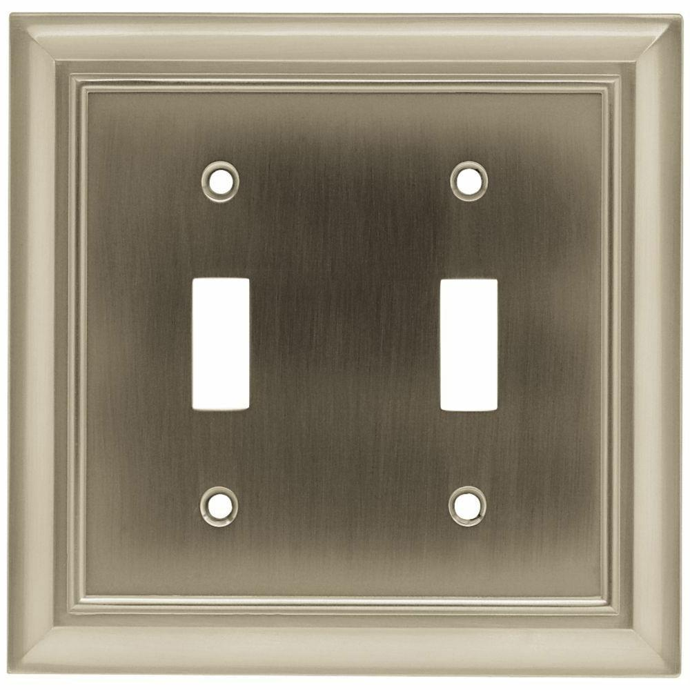 64208 architectural double wall plate