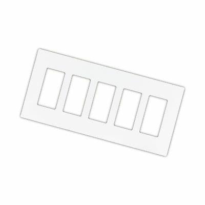 9525ws aspire screwless wallplate