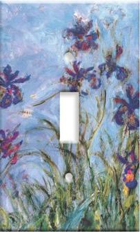 Art Irises Single